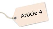 article 4 sur les détecteurs de fumée