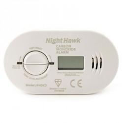 Détecteur de monoxyde de carbone Kidde NightHawk