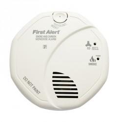 Combi détecteur de fumée et détecteur de monoxyde de carbone First Alert SCO5