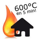 incendie et informations complémentaires sur les détecteurs de fumée